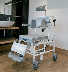 Wheeled Shower Chairs in Essex, Kent and London